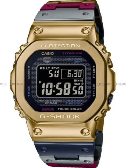 Zegarek Męski G-SHOCK GMW B5000TR 9ER - tytanowy