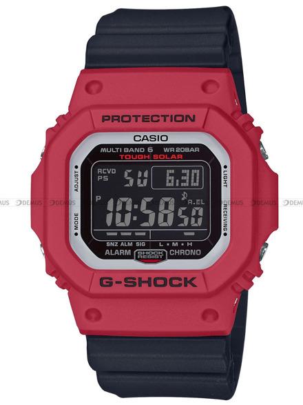 Zegarek Męski G-SHOCK GW M5610RB 4ER