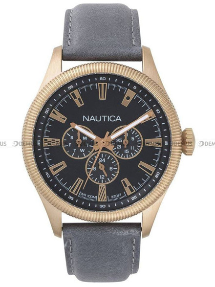 Zegarek Męski Nautica Starboard NAPSTB003