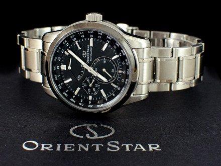Zegarek Męski Orient Star SJC00001B0