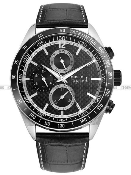 Zegarek Męski Pierre Ricaud P97224.Y254QF