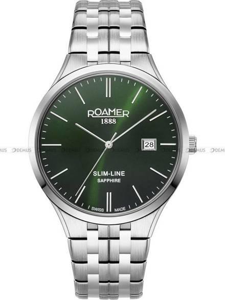 Zegarek Męski Roamer Slim-Line Classic 512833 41 75 20