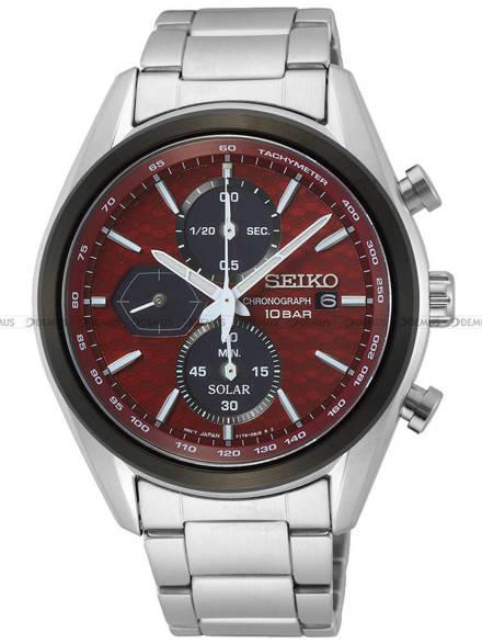 Zegarek Męski Seiko Chronograph Solar SSC771P1