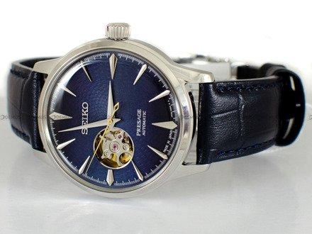 Zegarek Męski Seiko Presage Cocktail Time Blue Moon SSA405J1
