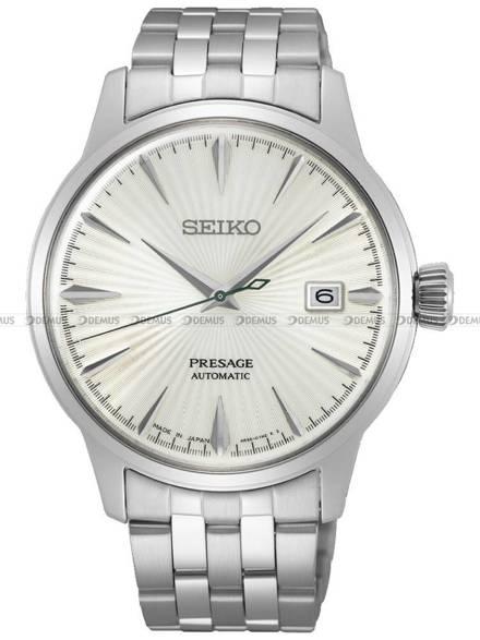 Zegarek Męski Seiko Presage SRPG23J1