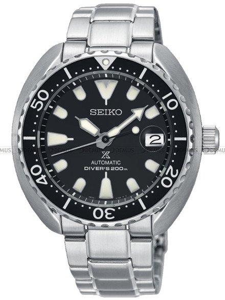 Zegarek Męski Seiko Prospex Diver Mini Turtle SRPC35K1