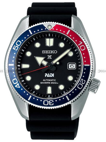 Zegarek Męski Seiko Prospex Special Edition PADI Diver SPB087J1