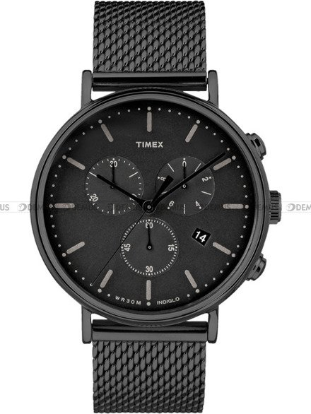 Zegarek Męski Timex Fairfield Chronograph TW2R27300