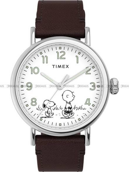 Zegarek Męski Timex Standard x Peanuts 70th Anniversary TW2U71000