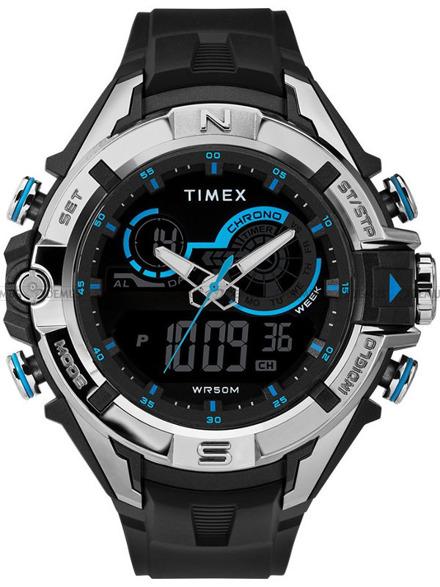 Zegarek Męski Timex The Guard DGTL TW5M23000