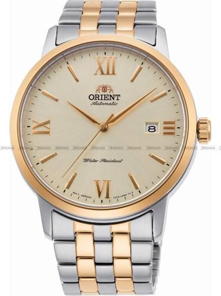 Zegarek Męski automatyczny Orient Contemporary RA-AC0F08G10B