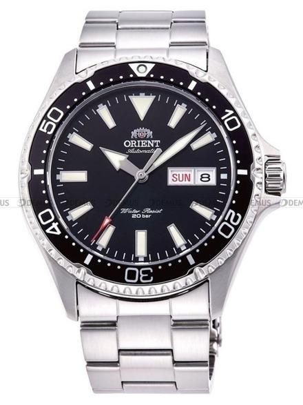 Zegarek Męski automatyczny Orient Ray Mako III RA-AA0001B19B