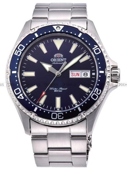 Zegarek Męski automatyczny Orient Ray Mako III RA-AA0002L19B