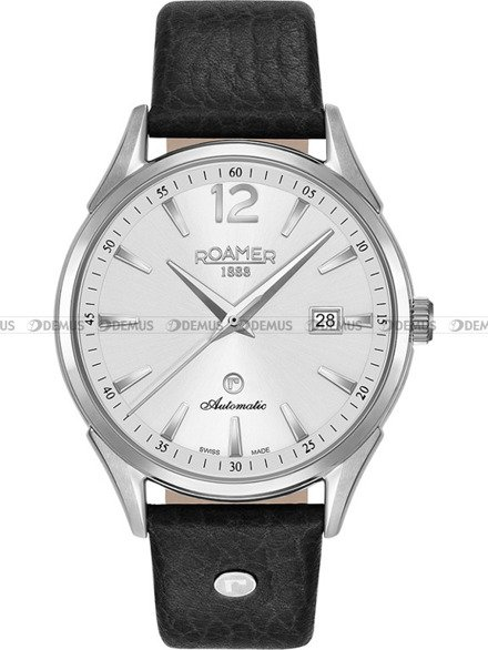 Zegarek Męski automatyczny Roamer Swiss Matic 550660 41 25 05