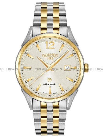 Zegarek Męski automatyczny Roamer Swiss Matic 550660 47 35 50
