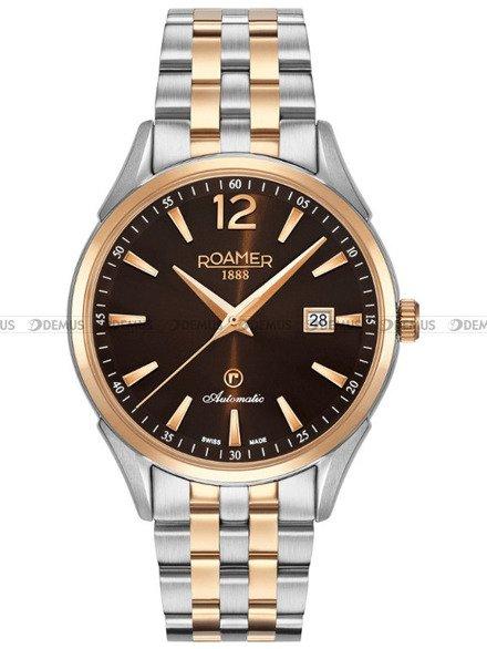 Zegarek Męski automatyczny Roamer Swiss Matic 550660 49 65 50