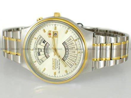 Zegarek Orient Multi-year Calendar FEU00000CW