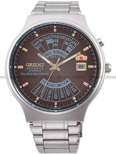 Zegarek Orient Multi-year Calendar FEU00002TW