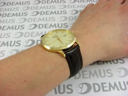 Zegarek Pierre Ricaud P91023.1211Q męski na pasku skórzanym