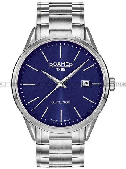 Zegarek Roamer Superior 508833 41 45 50