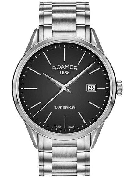 Zegarek Roamer Superior 508833 41 55 50