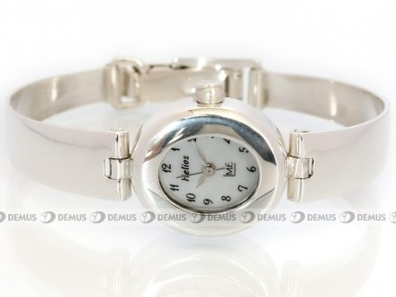 Zegarek Srebrny Helios Prestige HP29