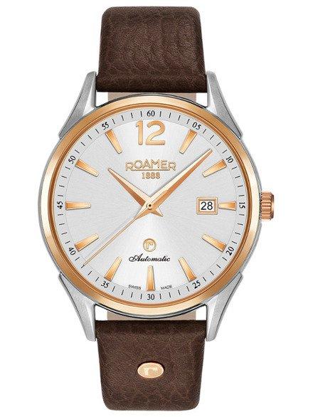 Zegarek automatyczny Roamer Swiss Matic 550660 49 25 05