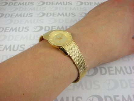 Zegarek damski na bransolecie Obaku V130LGGMG
