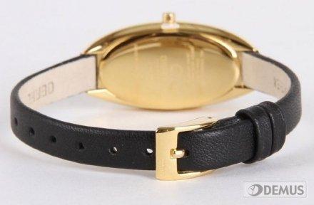 Zegarek damski na pasku Obaku V156LGBRB