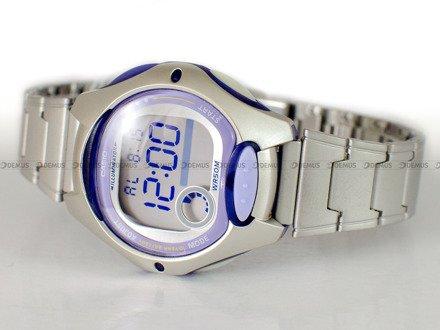 Zegarek damski sportowy Casio LW 200D 6AVEF