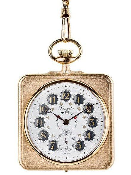 Zegarek kieszonkowy Lacerta L4007