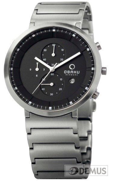 Zegarek męski na bransolecie Obaku V147GCBSC1