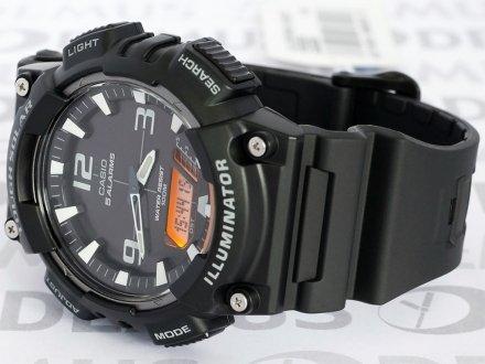 Zegarek sportowy na pasku Casio AQ S810W 1AVEF