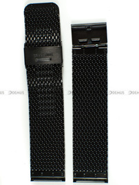 Bransoleta stalowa mesh do zegarka - Bra17 - 22 mm