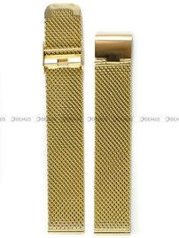 Bransoleta stalowa mesh do zegarka - Bra6 - 18 mm