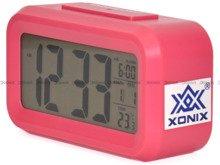 Budzik cyfrowy z termometrem Xonix GHY-510-Pink