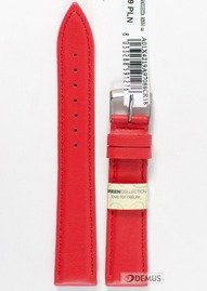Pasek do zegarka skórzany - Morellato A01X4219A97088 18 mm