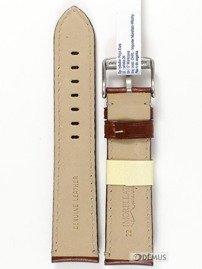 Pasek do zegarka skórzany - Morellato A01X4272B12041 22 mm
