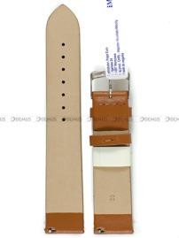 Pasek do zegarka skórzany - Morellato A01X5200875137CR20 20 mm