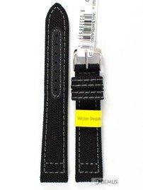 Pasek do zegarka wodoodporny nylonowy - Morellato A01X4496A06019 18mm