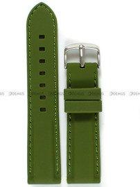 Pasek silikonowy do zegarka - Chermond PG9.22.3.3 - 22 mm