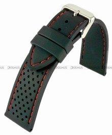 Pasek silikonowy do zegarka - Horido 0015.01R.18S - 18 mm