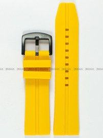 Pasek silikonowy do zegarka Vostok Expedition North Pole - 24 mm