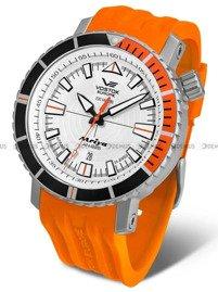 Pasek silikonowy do zegarka Vostok Mriya NH35A-5555233 - 24 mm