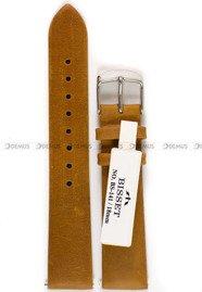 Pasek skórzany do zegarka Bisset - BS-141 - 18 mm