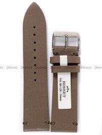 Pasek skórzany do zegarka Bisset - PB94.24.3 - 24 mm