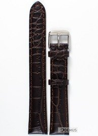 Pasek skórzany do zegarka - Chermond A102L.18XL.2 - 18mm