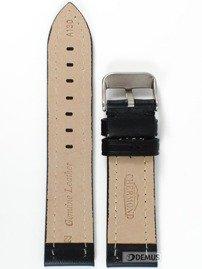 Pasek skórzany do zegarka - Chermond A130.22.1 - 22 mm