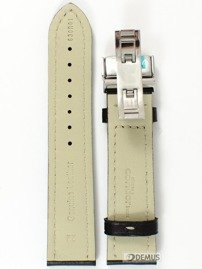 Pasek skórzany do zegarka - Condor 630R.01.22.W - 22 mm