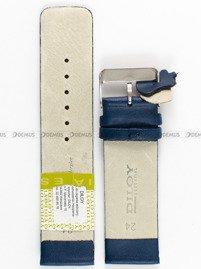 Pasek skórzany do zegarka - Diloy 327.24.5 - 24mm